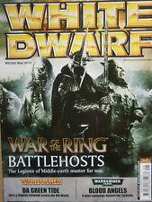May White Dwarf Game & Puzzle Magazines