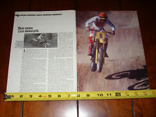 1983 SUZUKI RM500 - ORIGINAL ARTICLE