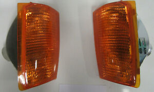 CORNER LIGHTS INDICATOR BRAND NEW HOLDEN COMMODORE VB VC PAIR LEFT AND RIGHT