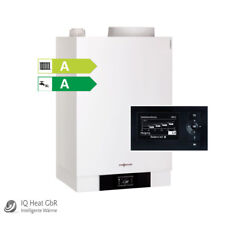 Viessmann Vitodens 222-W 26 KW Gas Brennwert Therme Kompaktgerät 46 L Speicher