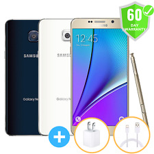 Samsung Galaxy Note 5 64gb T Mobile Cell Phones Smartphones For Sale Ebay