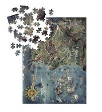GAME of THRONES Cersei's WESTERNS MAP 1000 Piece Puzzle HBO Dark Horse NEW!