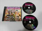 INDEPENDANCE MIX 2 X CD CHIMO BAYO JORDI LUQUE QUIM QUER BLANCO Y NEGRO 1996