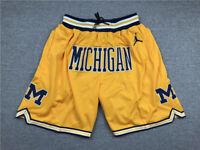 Just Don Michigan Shorts