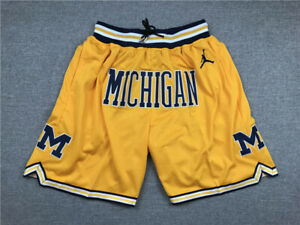 Just Don Michigan Shorts