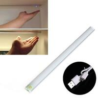 30CM Dimmable USB LED Touch Sensor Light Strips Cabinet Wardrobe Cupboard Lamp