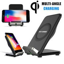 Wireless Caricabatterie qi di ricarica Pad 2-coil PER IPHONE 8/IPHONE 8 Plus / x