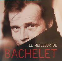 CD LE MEILLEUR DE PIERRE BACHELET Ref 3738