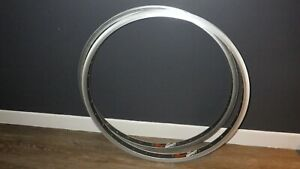 SUN MAMMOTH 26 INCH RIMS, PAIR, 32H, USED, GOOD CONDITION