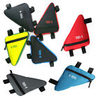 Triangle Cycling Bike Front Tube Frame Pouch Bag Bicycle Holder Saddle Panniers