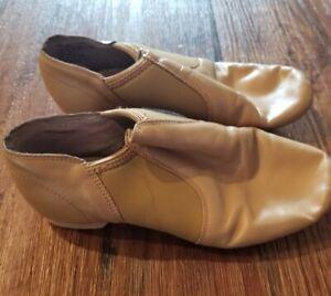 PU Jazz Shoes Elastic Slip-on Jazz Shoes for Adult Child Alomejor Jazz Dance Shoes