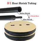Marine Grade Heat Shrink Tubing 3:1 Cable Wire Wrap Waterproof Adhesive Liner