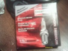 CHAMPION IRIDIUM Spark Plugs 9202 Set of 8, Acura, BMW, Honda, Dodge/Ram-