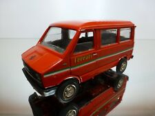OLD CARS 1:43 FIAT IVECO BUS - SPECIAL FERRARI  - GOOD CONDITION
