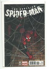 (2012) MARVEL NOW COMICS SUPERIOR SPIDER-MAN #2 + 1:50 ED MCGUINESS VARIANT - NM