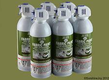 Upholstery Fabric Spray Paint 6 SAGE GREEN Car Seat Sofa Simply Spray