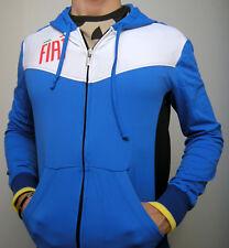 Maglia Fiat Full zip Felpa Sweatshirt tecnico Sport New