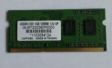Unifosa GDDR3-1333 1GB 128MX8 Random Access Memory RAM