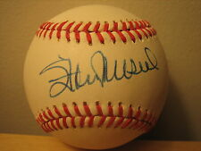Stan Musial SIGNED Autographed Official National League Baseball Cardinals #SM2