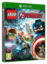 LEGO Marvel Avengers (XBOX ONE) BRAND NEW SEALED