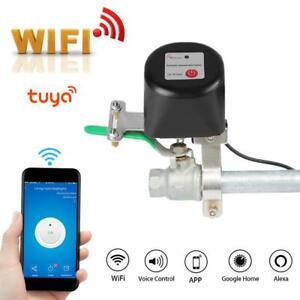 Smart WiFi Water Gas Handle Valve Controller for Alexa for Google Home/Tuya Hot