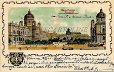 AUSTRIA - Wien - Maria Theresia Monument