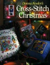 NEW - Donna Kooler's Cross-Stitch Christmas by Kooler, Donna