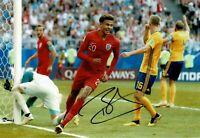 Dele Alli Signed 12X8 Photo ENGLAND SPURS Tottenham Hotspur AFTAL COA (1683)