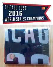 "2016 CHICAGO CUBS Baseball -- WORLD SERIES -- 54"" x 30"" Replica BANNER tb"