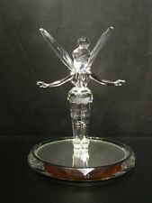 Tinker Bell - DISNEY SHOWCASE Crystal Figurine - DSC009 - NIB - Limited Ed