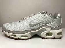 Nike air max plus premium baskets tuned tn uk 5.5 eur 39 light bone 848891 002