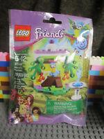 LEGO 41044 Friends MACAW'S FOUNTAIN Parrot Bird Animal Minifigure Polybag