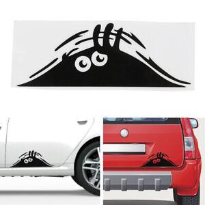 ~*FUNNY*~Peeking Monster Vinyl Decal Sticker Car Window-Lap Top AUSSIE SELLER