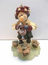 "Boyds Bears 1999 Wee Folkstone Snow People I.B.Freezin  ""Iceburg Lettuce"" Figure"