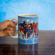 Tasses et soucoupes de table en céramique Marvel