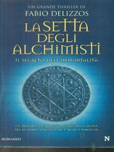 La Set De Alquimistas Primera Edición Delizzos Fabio Newton & ; Compton 20