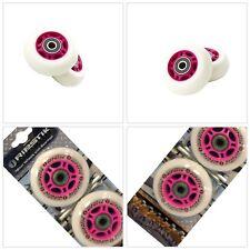 Razor RipStik Caster Board Replacement Wheel Set Of2 (76mm Abec-5)Genuine Pink