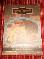 NOS Harley Davidson Rocker Cover Gaskt 1948-1965 Pan Head 660355