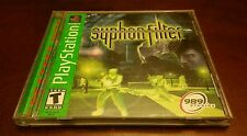 Syphon Filter (Sony PlayStation 1, 1999) Awsome Black Disk
