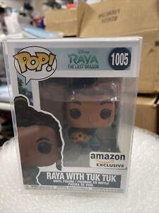 Funko Pop Raya And The Last Dragon - Raya With Tuk Tuk #1005 Special Edition