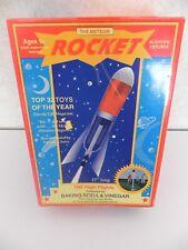 "The Meteor Rocket - Scientific Explorer 17"" Long 100' High Flights BNIB"