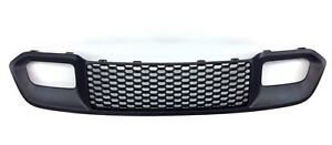 2017-2019 Jeep Grand Cherokee Front Lower Grille Black New OEM 68310773AB