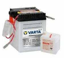 Batterie Moto VARTA Powersport 6N4-2A-7 6V 4ah 10A 004014001 71x71x96mm
