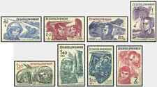 Timbres Cosmos Tchécoslovaquie 1331/8 ** lot 24339 - cote : 14,10 €