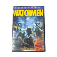 Watchmen (DVD, Widescreen Edition Pre-Owned