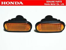 HONDA GENUINE CIVIC EG6 SIR Front Fender Side Turn Marker Lamp Light Set OEM