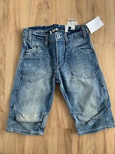 Boys H&M Cropped Jeans Age 3-4 NEW