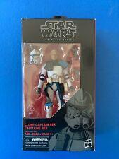 Star Wars Black Series - Clone Captain Rex #59 - MISB