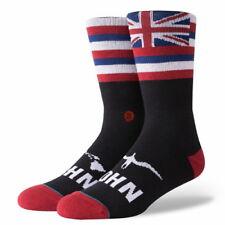 Stance ~ John Florence WORLD CHAMP Men's Socks LARGE 9-12  ~ NWT ~ MSRP $16
