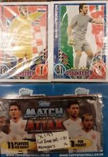 Topps for International Football Match Attax Game Football Trading Cards & Stickers